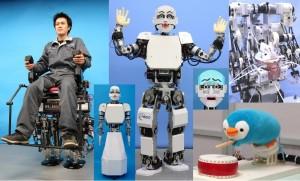 EndoRobots